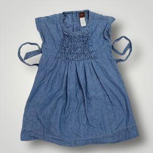 TEA Denim Casual Dress